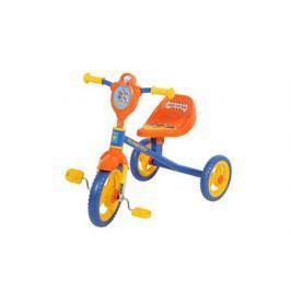 """Велосипед трехколесный 1Тoy «Щенячий патруль» рельефный рисунок, колеса 10/8"""""""