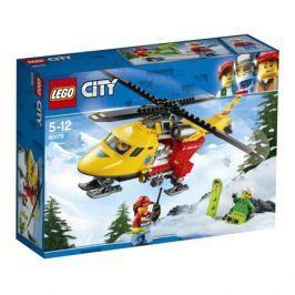 Конструктор LEGO City Great Vehicles 60179 Вертолёт скорой помощи