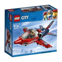 Конструктор LEGO City Great Vehicles 60177 Реактивный самолёт
