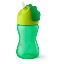Чашка с трубочкой Philips Avent для мальчика с 12 мес. 300 мл