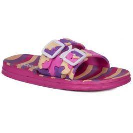 Пантолеты для девочки кратковременной носки Barkito, сиренево-розовые