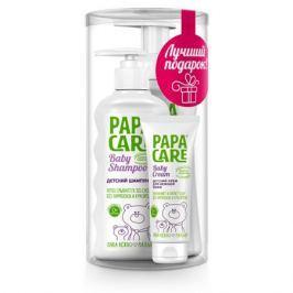 Подарочный набор Papa Care (шампунь, пенка, крем)