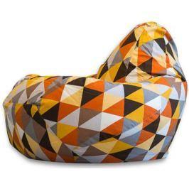 Кресло-мешок DreamBag «Янтарь» XL