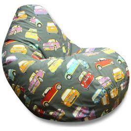 Кресло-мешок DreamBag «Тачки New» XL