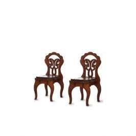 Набор мебели ЯиГрушка «Стул» коричневый