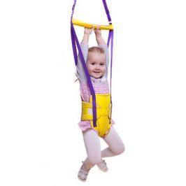 Прыгунки-тарзанка Baby boom 2 в 1 на липучке