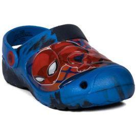 Пантолеты для мальчика для кратковременной носки Spider-Man, синий