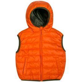 Жилет для мальчика Barkito, оранжевый
