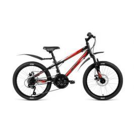 """Велосипед двухколесный Altair MTB FS 20"""" черный"""