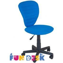 Детское компьютерное кресло FunDesk LST2 Blue