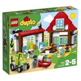 Конструктор LEGO DUPLO Town 10869 День на ферме