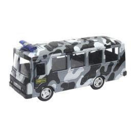 Инерционный автобус PlaySmart «ПАЗ (ОМОН)» 1:61