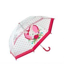 Зонт детский Mary Poppins « Rose Bunny» прозрачный 46 см