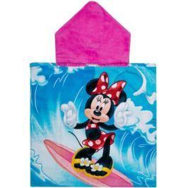 Халат купальный для девочки Minnie, розовый