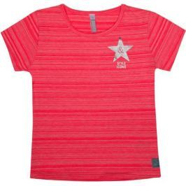 Джемпер с коротким рукавом Barkito «Спортсменка-1», розовый