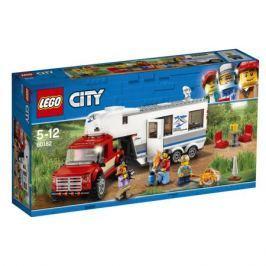 Конструктор LEGO City Great Vehicles 60182 Дом на колесах