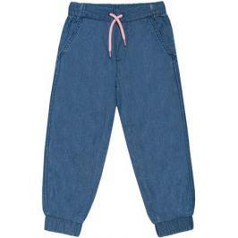 Брюки модель «Джинсы» для девочки Barkito «Деним», синие