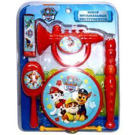 Набор музыкальных инструментов Paw Patrol