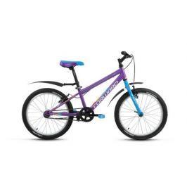 """Велосипед двухколесный Forward Unit 20"""" фиолетовый"""