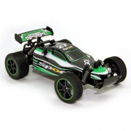 Машина на радиоуправлении Balbi RCS-5201-G «Багги» 1:20 чёрная/зелёная