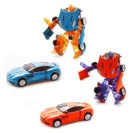 Робот-трансформер Пламенный мотор «Машина-Космобот», в ассортименте