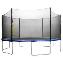 Батут с сеткой DFC «Trampoline Fitness» 427 см