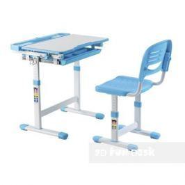 Комплект мебели FunDesk «Cantare» парта и стул Blue
