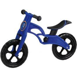 Беговел Pop Bike «Sprint» с бескамерными колесами синий