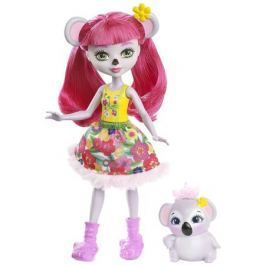 Дополнительная кукла Enchantimals со зверюшкой, в ассортименте
