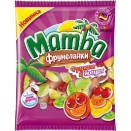 Жевательный мармелад Mamba «Фрукты и йогурт» 72 г