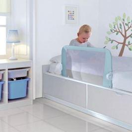 Защитный бортик для кровати Munchkin Lindam голубой 95 см