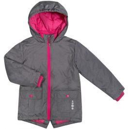 Куртка для девочки Barkito, серая