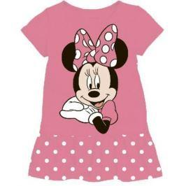 Футболка с коротким рукавом для девочки Minnie, розовая