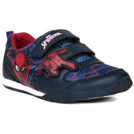 Полуботинки типа кроссовых для мальчика SPIDER-MAN, темно-синий