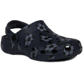 Пантолеты типа «сабо» для кратковременной носки для мальчика Barkito, синие