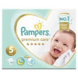 Подгузники Pampers Premium Care Junior 5 (11-16 кг) 64 шт.
