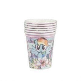 Набор стаканов My Little Pony 210 мл 6 штук