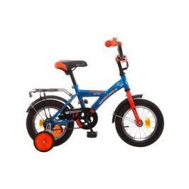 """Велосипед Novatrack Astra 12"""" синий"""