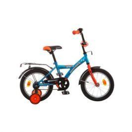 """Велосипед Novatrack Astra 14"""" синий"""