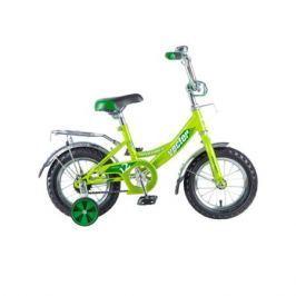 """Велосипед Novatrack Vector 12"""" зелёный"""