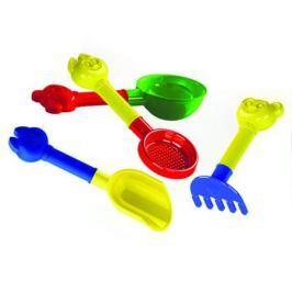 Песочный набор Пластмастер «Зверюшки»