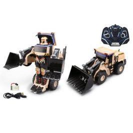 Робот-трансформер р/у 1Toy 47 см кремовый