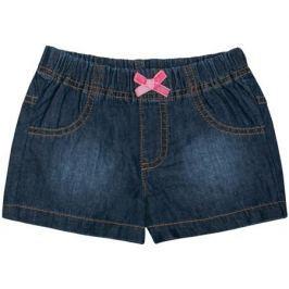 Шорты джинсовые для девочки Barkito «Деним», синие