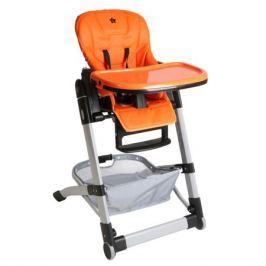 Стульчик для кормления Be2Me «Crisby» оранжевый