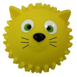 Мяч ЯиГрушка «Кошка» массажный 8,5 см.