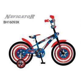 """Велосипед двухколесный Marvel Капитан Америка 16"""""""
