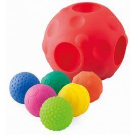 Сенсорные мячики Little Hero