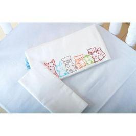 Комплект постельного белья Cloud factory 3 пр. сатин Forest Friends