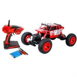 Машина на радиоуправлении Пламенный мотор «Краулер-Багги ПМ-005» 1:16 красный