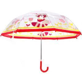 Зонт Mary Poppins «Apple forest» прозрачный 46 см